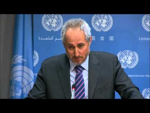 """On UN Rapes, ICP Asks Spox of UN """"Grilling"""" Victims, Conflict of Interest, He Dismisses Critiques"""