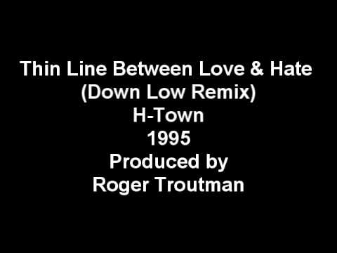 H-town - Thin Line (down Low Remix) (unreleased) [1995] video