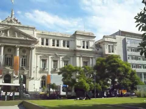 RECOLETA - PLAZA HOUSSAY BUENOS AIRES - FACULTAD DE MEDICINA - FACULTAD CIENCIAS ECONOMICAS