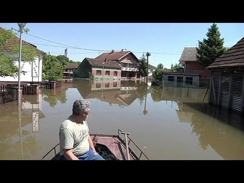 Balkans flood damage to cost billions as clear-up operation begins