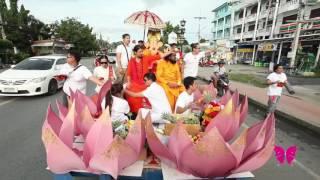 Ganesh Festival Celebration Thailand 2016. Ayutthaya city