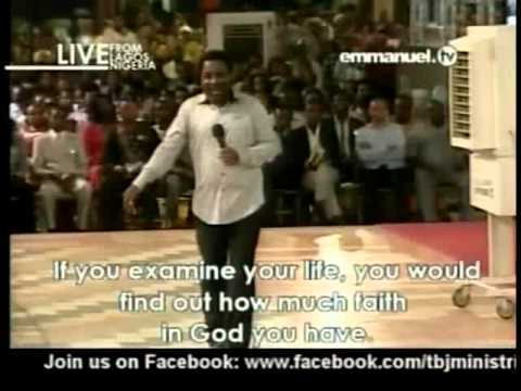 Tb Joshua. Sermon 16-02-2013 video