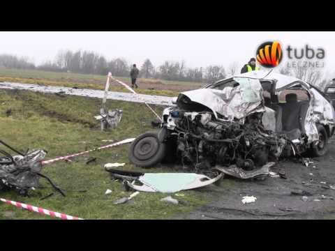 Wypadek w Turowoli
