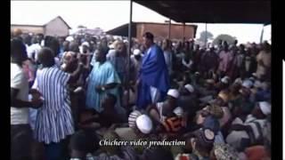 Hon Habib Tijani MP for Yendi conts Dancing during the Eid ul Adha Celebration