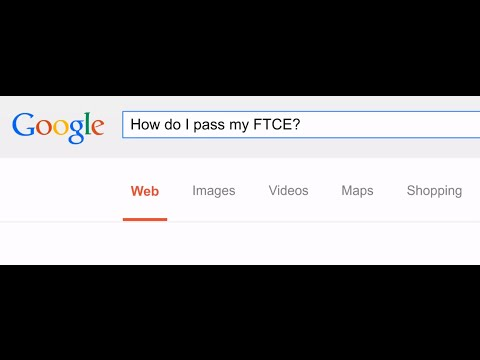 How do I pass my FTCE?