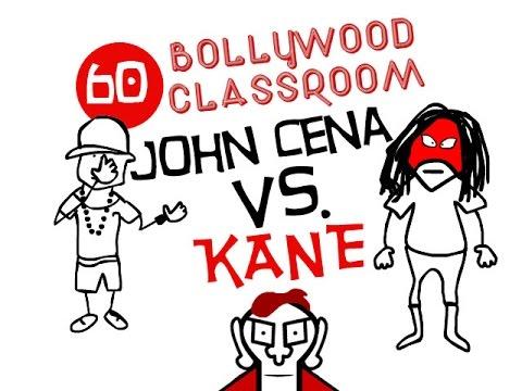 Bollywood Classroom | John Cena Vs Kane | Episode 60