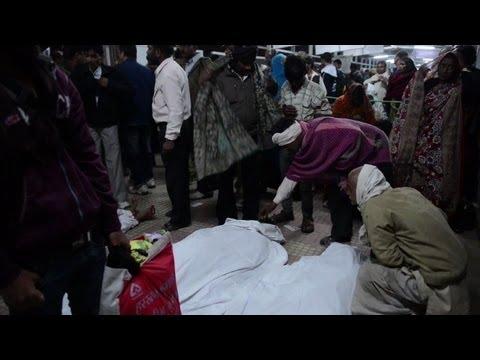 Deadly stampede mars India's Kumbh Mela festival