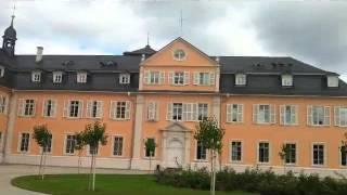 কাসল জার্মানি Schwetzingen
