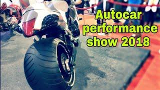 Superbikes in Autocar show 2018 | mumbai | part 2