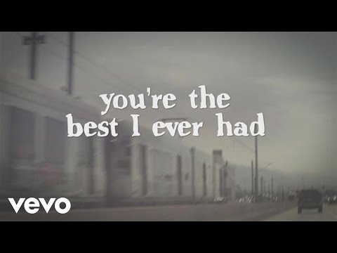 Gavin DeGraw - Best I Ever Had (Official Lyric Video)