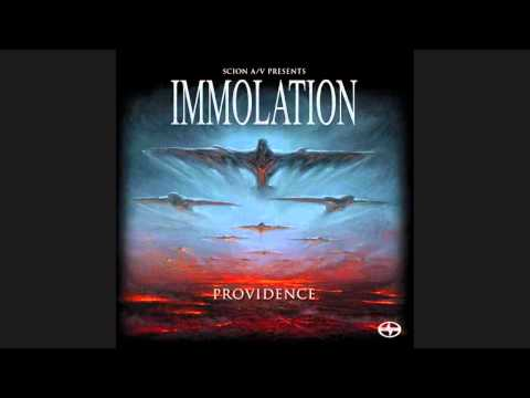 Immolation - Swallow The Fear