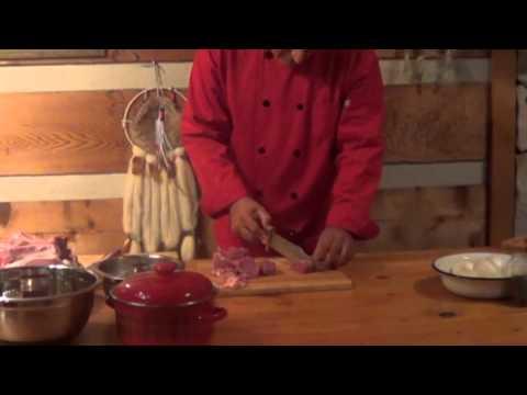 Как приготовить шашлык из свинины - видео