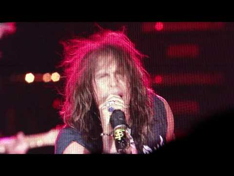 Aerosmith - What It Takes live Fenway Boston10
