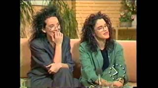 Wendy & Lisa UK TV Interview - TV:AM - 1989