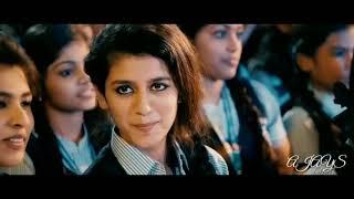 Priya Prakash    Valentine's Special    WhatsApp status Nainowale Ne Cheda Mujhe Sad Song Love Song