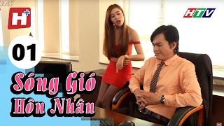 Sóng Gió Hôn Nhân - Tập 01 | Phim Tình Cảm Việt Nam Hay Nhất 2017
