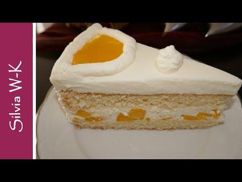 Joghurt Mango Torte