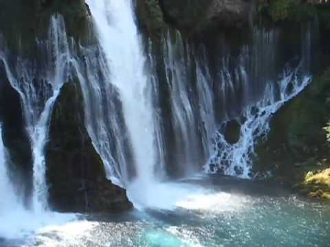 Burney Falls, McArthur-Burney Falls Memorial State Park, California