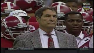 1992 National Championship (Sugar Bowl) - #2 Alabama vs. #1 Miami (HD)