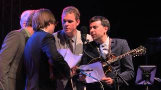Steve Martin and The Steep Canyon Rangers ~ Atheists ain't got no songs ~ Delfest 2012
