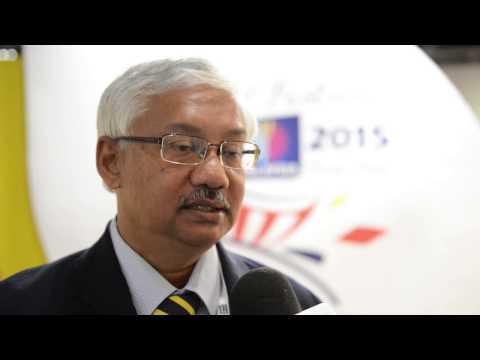Dato' Azizan Noordin, deputy director general, Tourism Malaysia