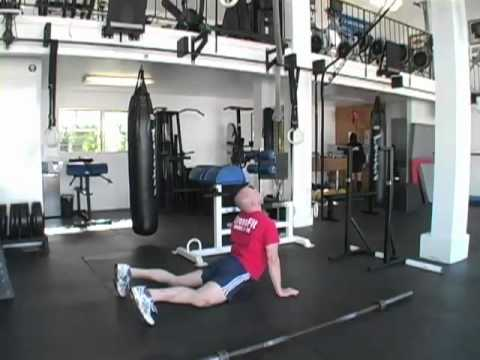 CrossFit - Greg Amundson's Warmup