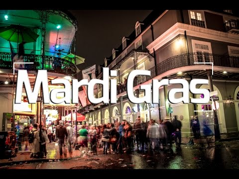 THE REAL NEW ORLEANS MARDI GRAS!!!