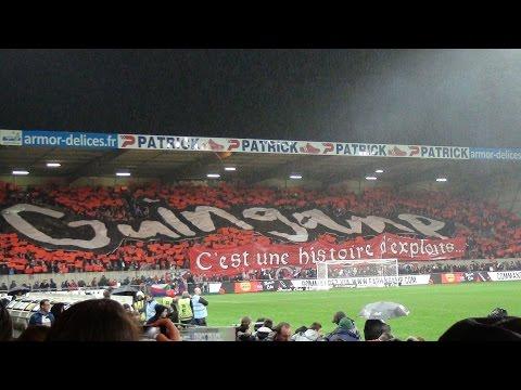EA Guingamp - FC Rennes 0-1 Ligue 1 2014/2015