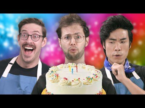 Download  The Try Guys Bake Cakes Without A Recipe Gratis, download lagu terbaru