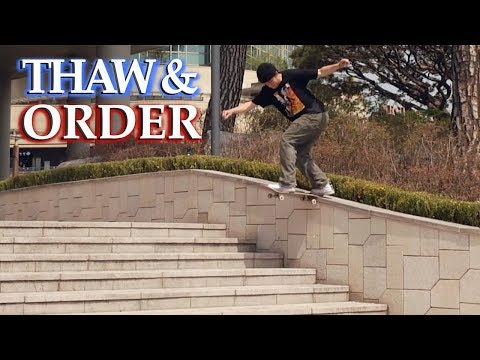 """Jesse Vieira's """"Thaw and Order"""" Part"""
