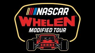 2019 NASCAR Whelen Modified Tour Stafford 150 at Stafford Springs