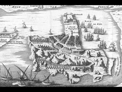 Between Hormuz and Malacca, circa 1600: The World of Port-Cities