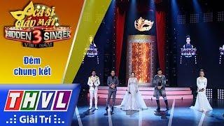 THVL | Ca sĩ giấu mặt 2017- Tập 19: Đêm chung kết