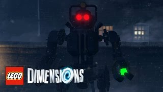LEGO Dimensions - How To Find The CyberKing In The Dalek Extermination of Earth
