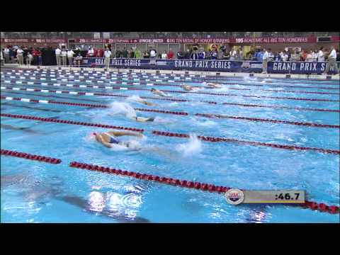 Women's 200m Butterfly A Final - 2012 Columbus Grand Prix