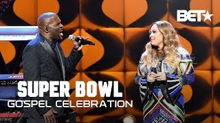 "The Winans and Tamia Perform ""Tomorrow"" And ""It's Time"" With Magical Medley 