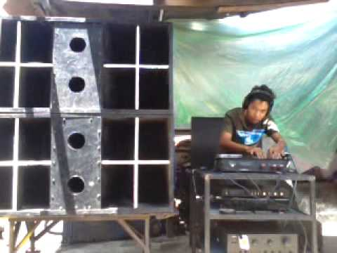 dj reynald power remix