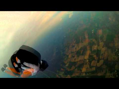 Fun Back Spin Exit Skydive CNY