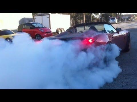 Pontiac Solstice LS3 V8 #1