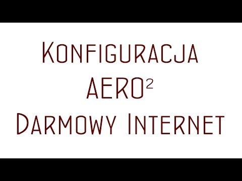Konfiguracja APN Aero2 - Darmowy Internet