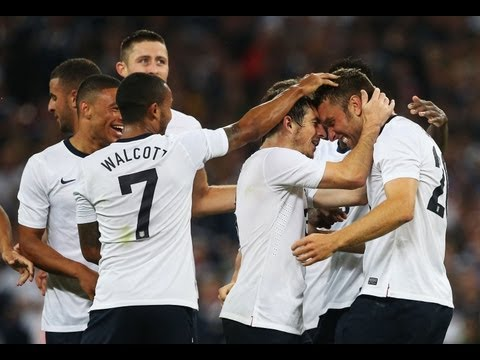 England vs Scotland 3-2 Official Highlights @ Wembley