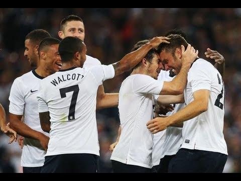 England vs Scotland 3-2 Official Highlights @ Wembley