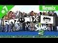 Download #7 Razonix vs.The Sims 2 - Builder Theme(Retro Electro Remix) MP3 song and Music Video