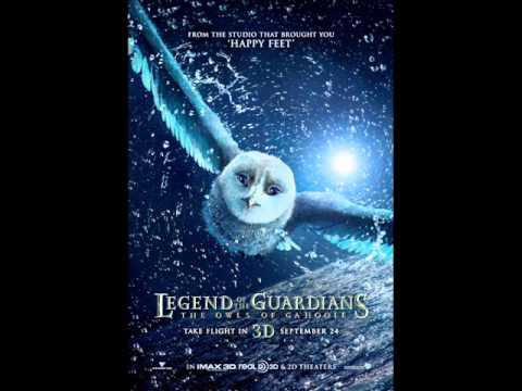 Ga'Hoole Song To The Sky (La Leyenda de los Guardianes)