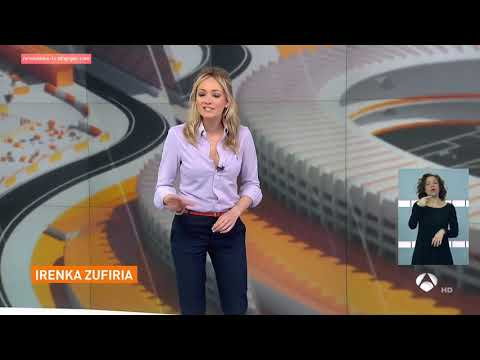 Irenka zufiria 12-3-2018