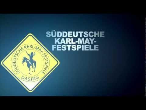 Teaser Süddeutsche Karl May Festspiele 2012