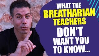 What the Breatharian guides don't want you to know...