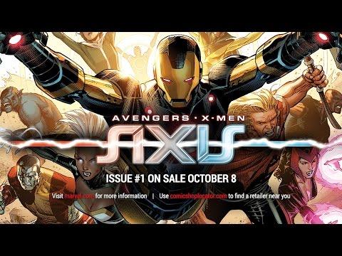Avengers & X-Men: AXIS - The Story So Far