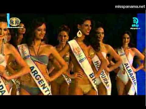 Top 16 de Miss Intercontinental 2014