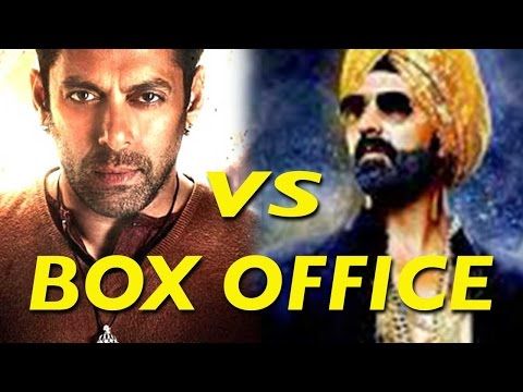 Box Office: First Day Collection Of Bajrangi Bhaijaan VS Singh is Bliing